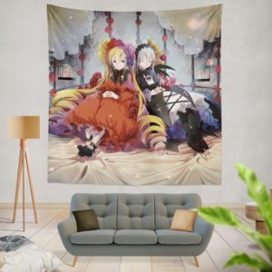 Shinku Suigintou Rozen Maiden Anime Girls Wall Hanging Tapestry