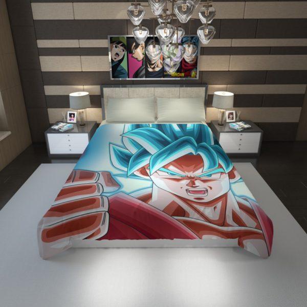 Son Goku Dragon Ball ANime Duvet Cover 1