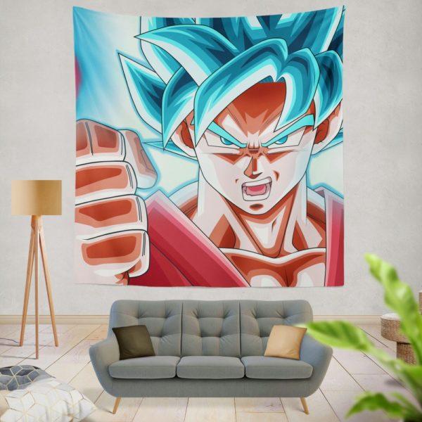 Son Goku Dragon Ball ANime Wall Hanging Tapestry