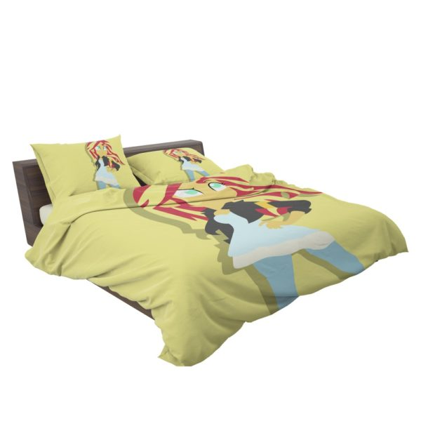 Sunset Shimmer My Little Pony Friendship Is Magic Bedding Set 3