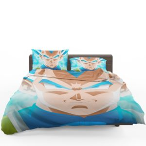 Super Saiyan Blue Vegeta Dragon Ball Super Bedding Set 1