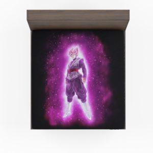 Super Saiyan Rose Goku Black Dragon Ball Super Fitted Sheet