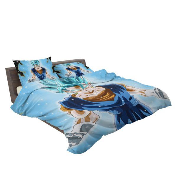 Super Saiyan Vegito Anime Boy Bedding Set 3