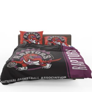 Toronto Raptors NBA Basketball Bedding Set 1
