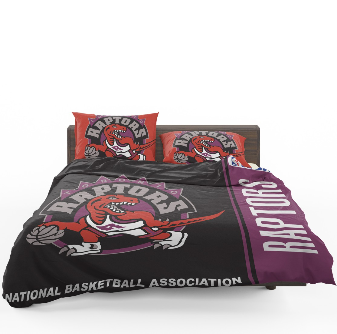 Toronto Raptors Nba Basketball Bedding Set Ebeddingsets