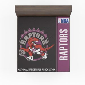 Toronto Raptors NBA Basketball Fitted Sheet