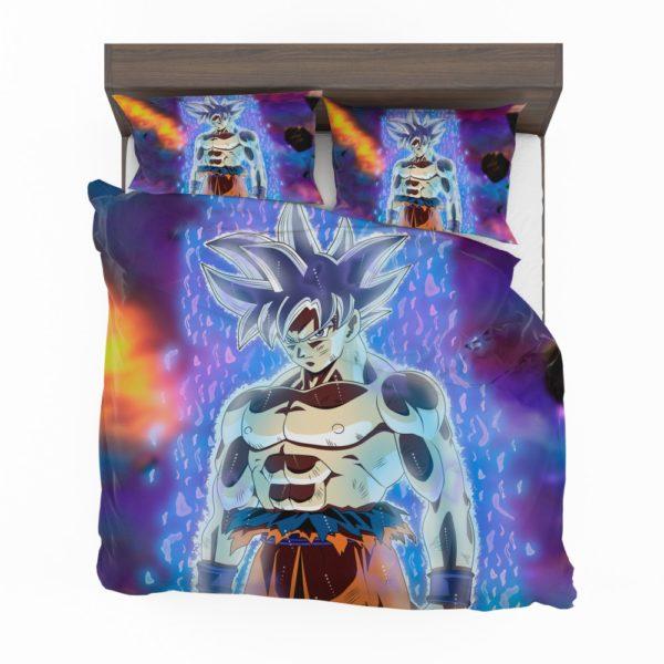 Ultra Instinct Goku Bedding Set 2