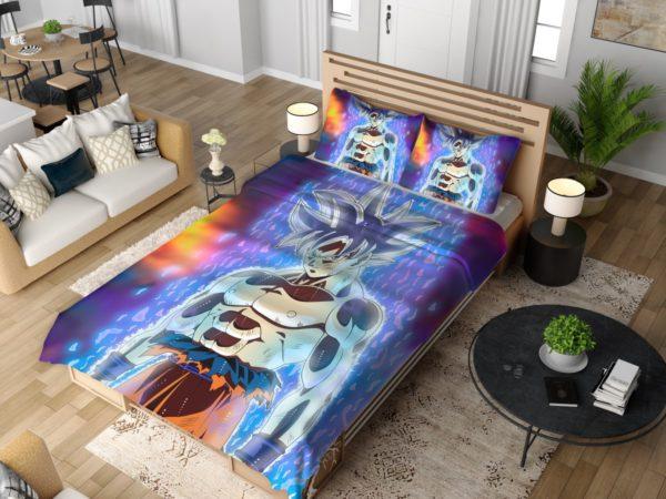 Ultra Instinct Goku Bedding Set 4