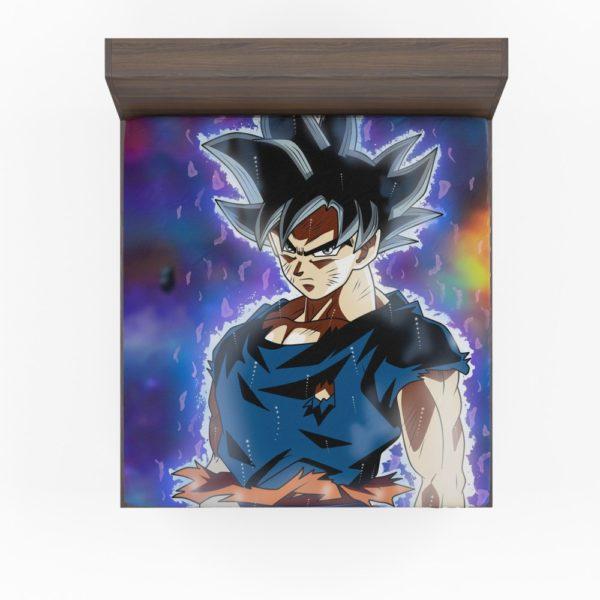 Ultra Instinct Goku Dragon Ball Super Fitted Sheet