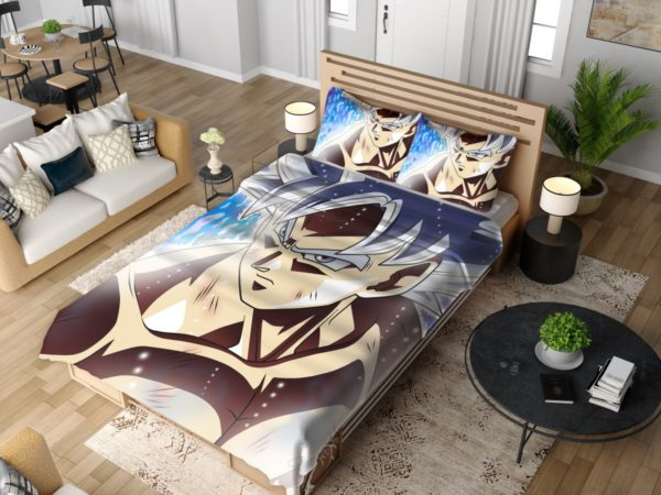 Ultra Instinct Goku Teen Bedding Set 4