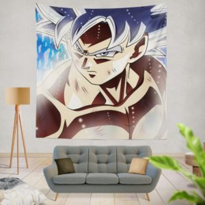 Ultra Instinct Goku Teen Wall Hanging Tapestry