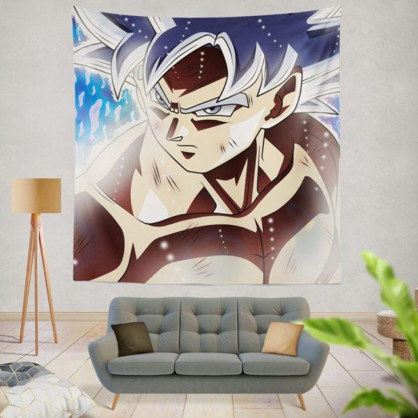 Ultra Instinct Goku Teen Wall Hanging Tapestry