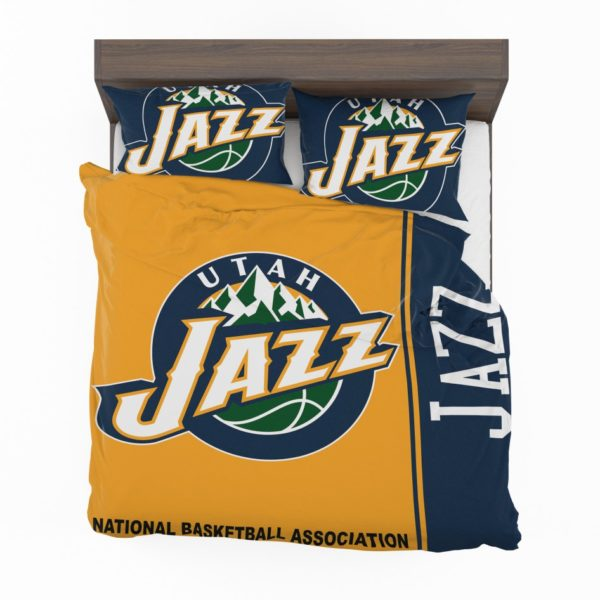 Utah Jazz NBA Basketball Bedding Set 2