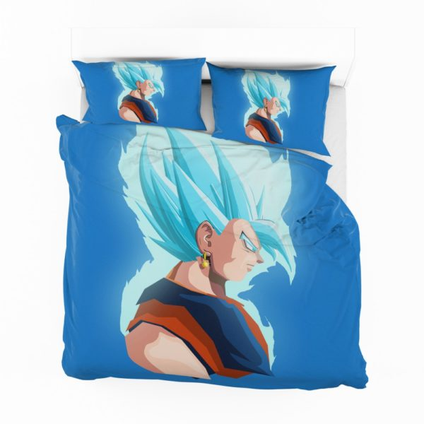 Vegeta Dragon Ball Minimal Design Bedding Set 2
