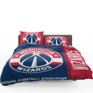 Washington Wizards NBA Basketball Bedding Set 1