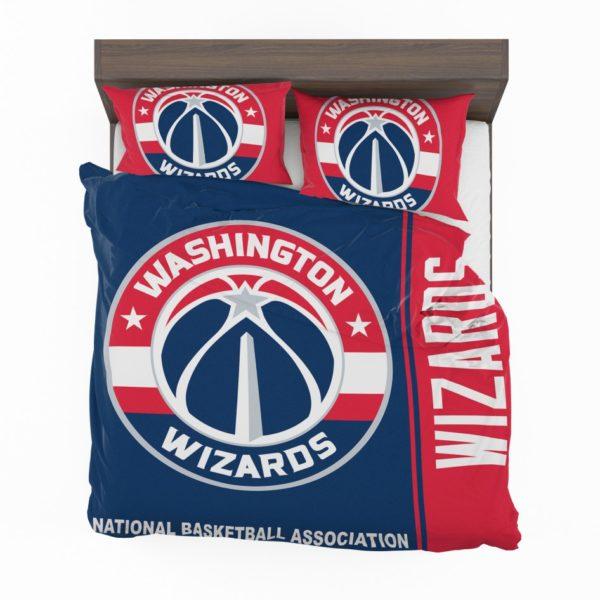 Washington Wizards NBA Basketball Bedding Set 2