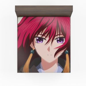 Yona Of The Dawn Anime Girl Fitted Sheet