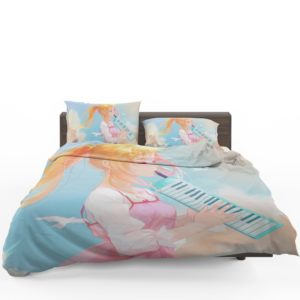 Your Lie In April Kaori Miyazono Bedding Set 1