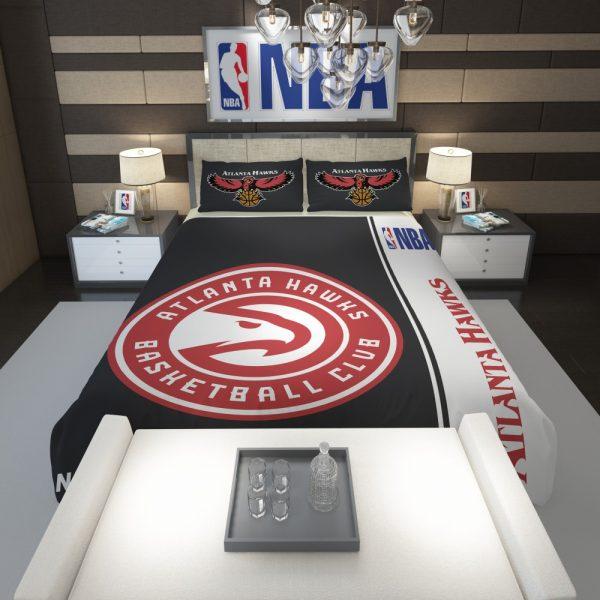 Atlanta Hawks NBA Basketball Comforter 1