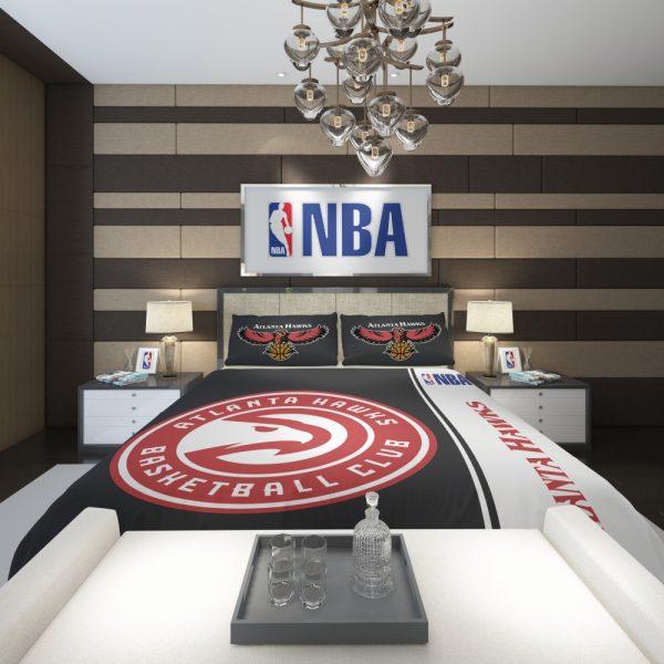 Atlanta Hawks NBA Basketball Comforter 2
