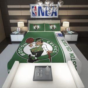 Boston Celtics NBA Basketball Comforter 1