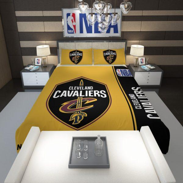 Cleveland Cavaliers NBA Basketball Comforter 1