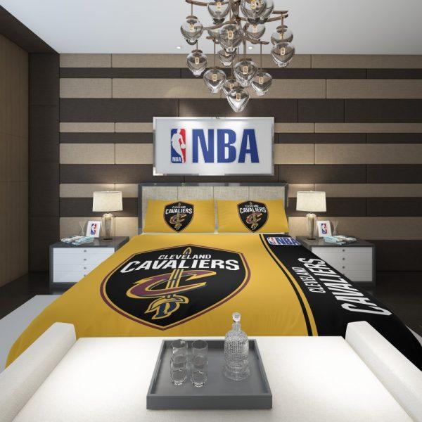 Cleveland Cavaliers NBA Basketball Comforter 2