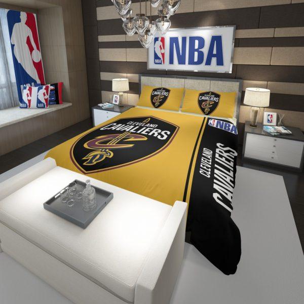 Cleveland Cavaliers NBA Basketball Comforter 3