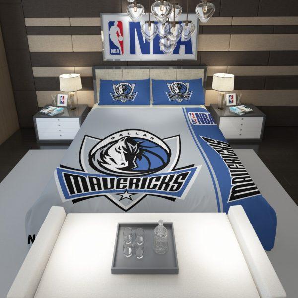 Dallas Mavericks NBA Basketball Comforter 1