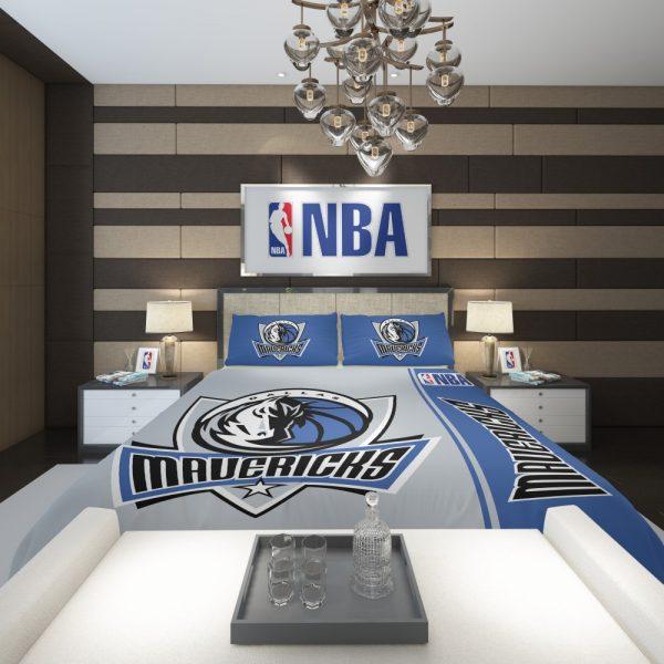 Dallas Mavericks NBA Basketball Comforter 2