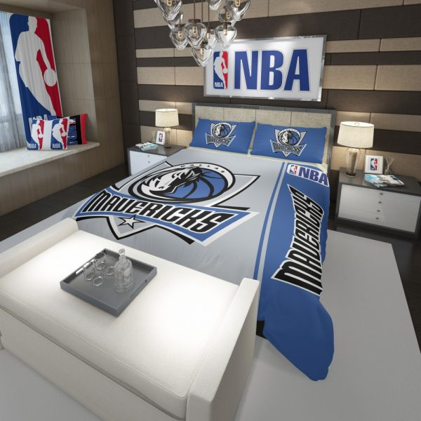 Dallas Mavericks NBA Basketball Comforter 3