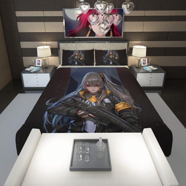 Girls Frontline 039s Anime Game Comforters 1