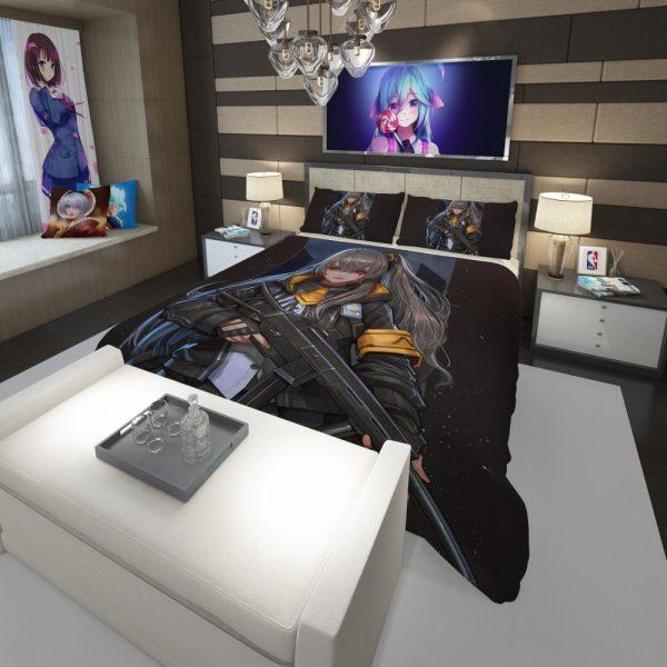 Girls Frontline 039s Anime Game Comforters 3