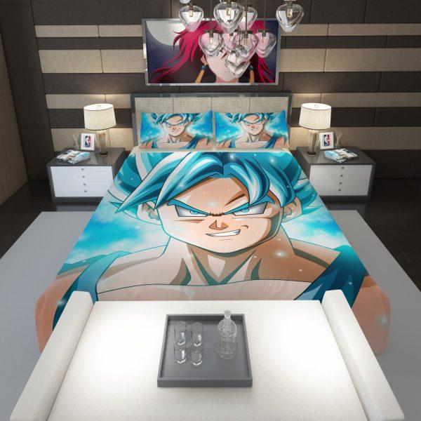 Goku Japanes Super Hero Comforter 1