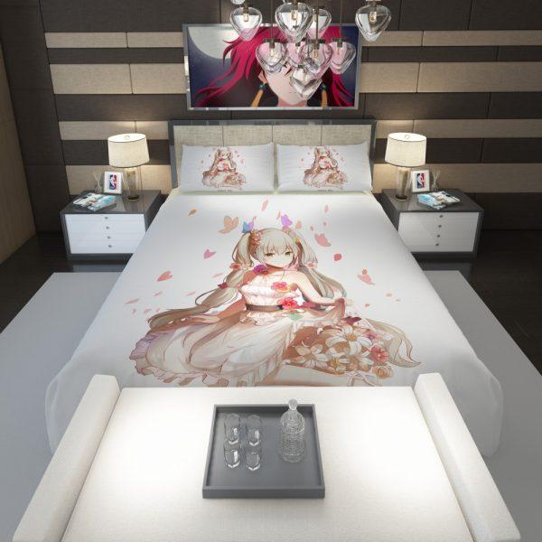 Hatsune Miku Vocaloid Anime Comforter 1