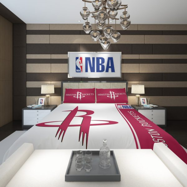 Houston Rockets NBA Basketball Comforter 2
