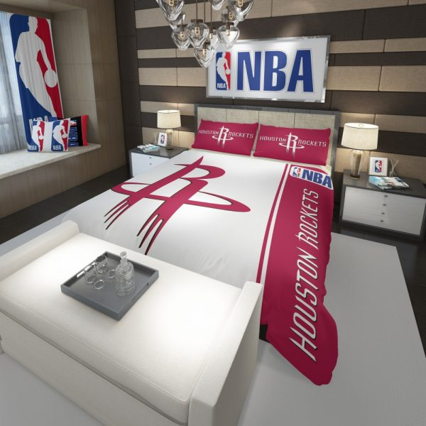 Houston Rockets NBA Basketball Comforter 3