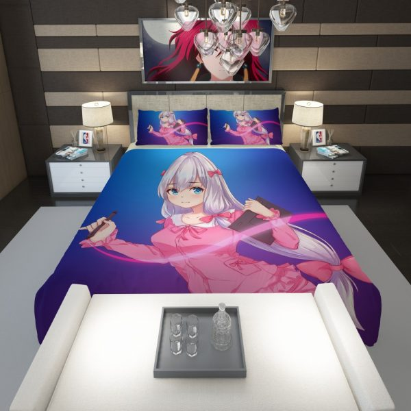 Izumi Sagiri Japanese Anime Comforter 1