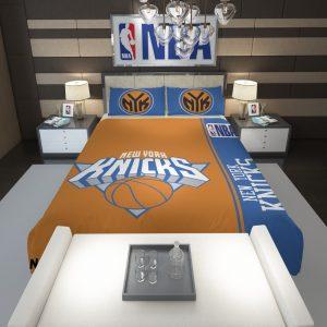 New York Knicks NBA Basketball Comforter 1
