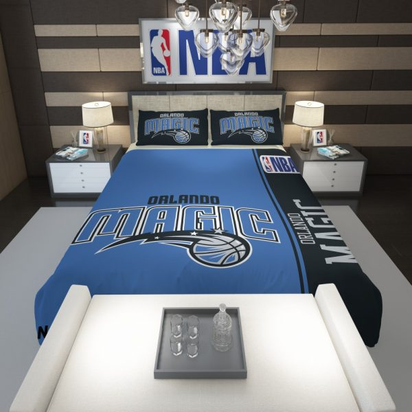 Orlando Magic NBA Basketball Comforter 1