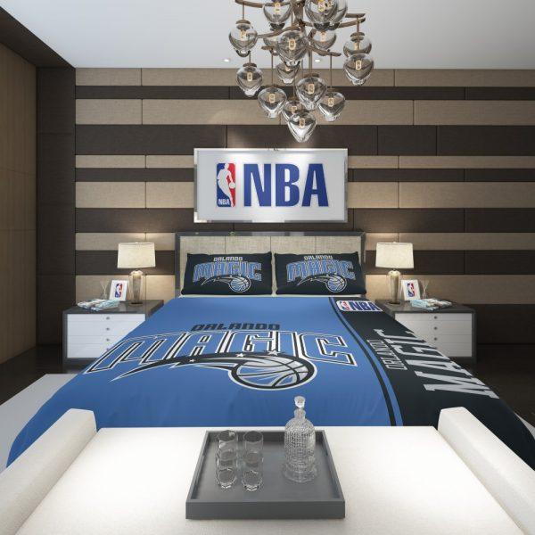 Orlando Magic NBA Basketball Comforter 2