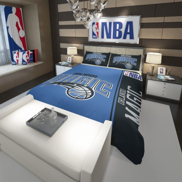 Orlando Magic NBA Basketball Comforter 3
