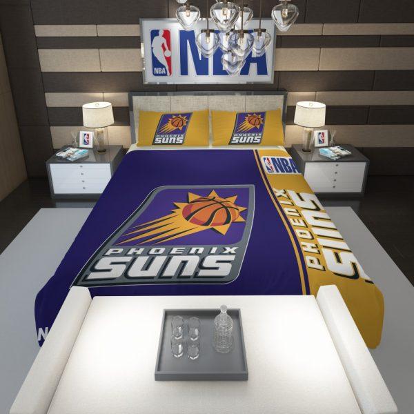 Phoenix Suns NBA Basketball Comforter 1