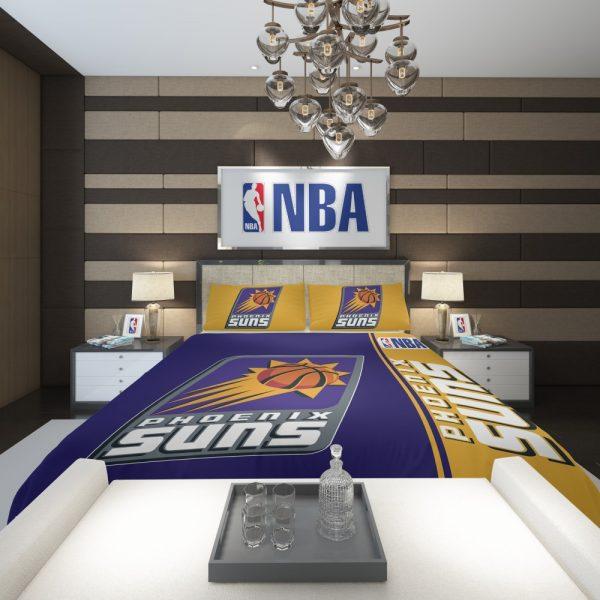 Phoenix Suns NBA Basketball Comforter 2