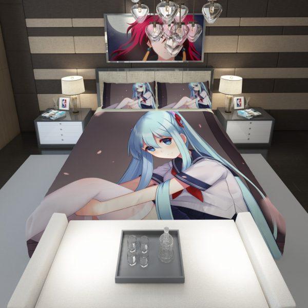 Shirayuki Warship Girls Comforter 1