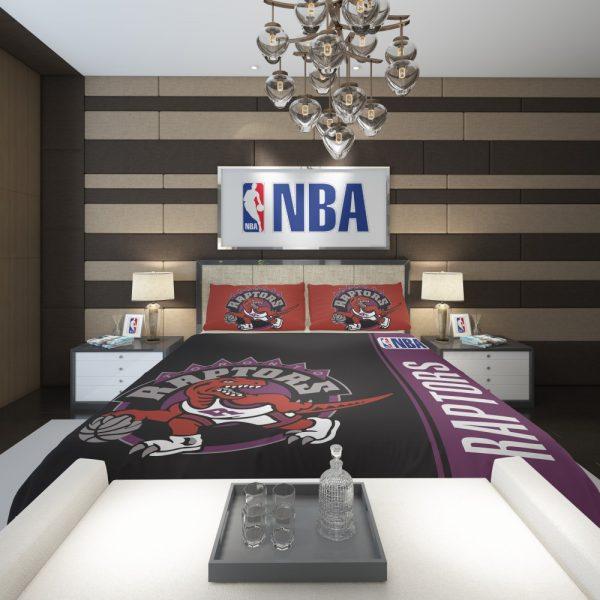 Toronto Raptors NBA Basketball Comforter 2
