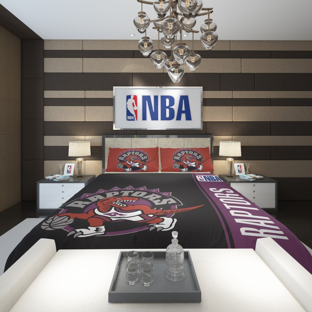 Toronto Raptors Nba Basketball Comforter Ebeddingsets