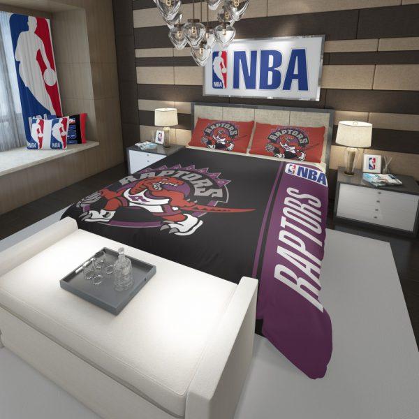 Toronto Raptors NBA Basketball Comforter 3