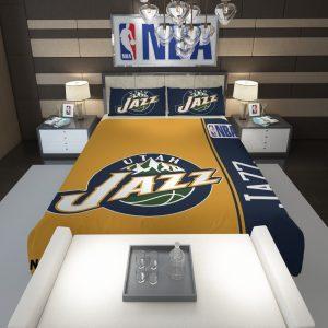 Utah Jazz NBA Basketball Comforter 1