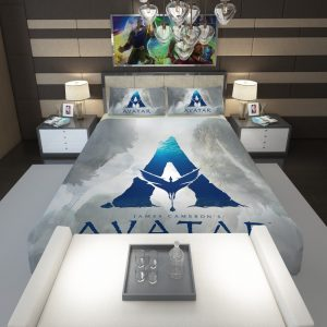 Avatar 2 Movie Comforter 1